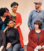 "The Lyric Stage Company of Boston's ""Barbecue"" provides compelling racial commentary on family comedy, and how it is depicted in popular culture."