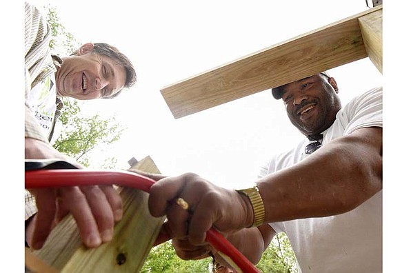 April is here and that means hundreds of Richmond area volunteers soon will pour into neighborhoods to make home improvements ...