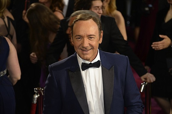 Kevin Spacey is hosting the Tony Awards.