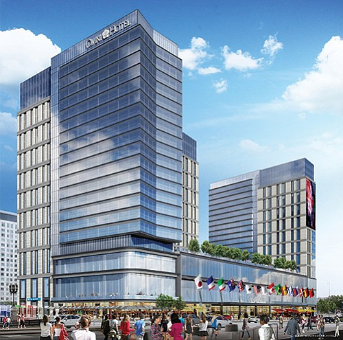 A development expected to become the fourth largest hotel in Boston and the rest of the state is slated for ...
