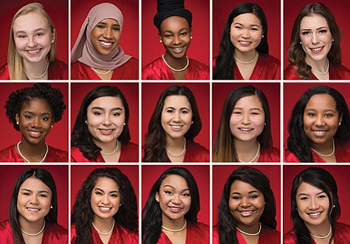 Outstanding young women from Portland area high schools