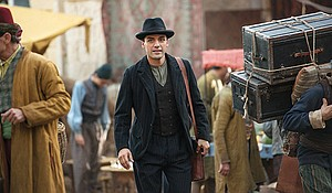 "Oscar Isaac stars in ""The Promise."""