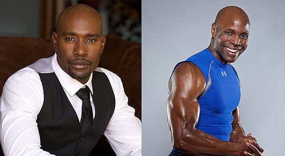 Morris Chestnut and celebrity fitness expert Obi Obadike talk about their new book The Cut which features a groundbreaking plan ...