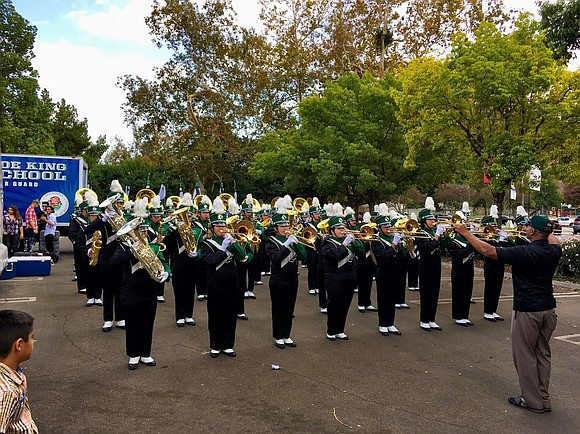 Kaiser High is one of 92 schools to receive 2017 SupportMusic Merit Award