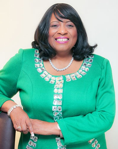 "Meredith L. Henderson, North Atlantic Regional Director, Alpha Kappa Alpha Sorority, Inc. will roll out the ""Pink Carpet"" for more than 5,000 conference attendees."