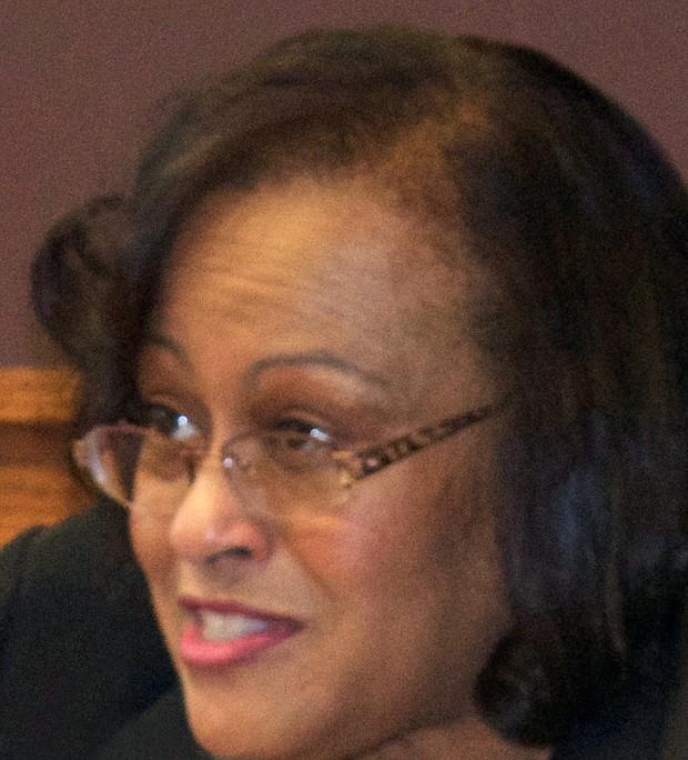 Councilwoman Patrice Robinson