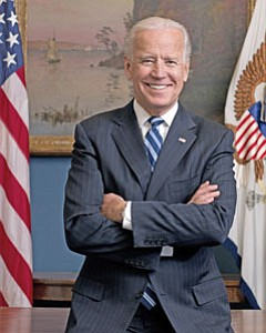 Joseph R. Biden Jr., U.S. vice president for two terms in the Obama administration, will deliver the keynote address during the University's 141st Spring Commencement exercises, on Saturday, May 20, 2017. Biden is one of four distinguished citizens who will receive honorary doctorates during the commencement.