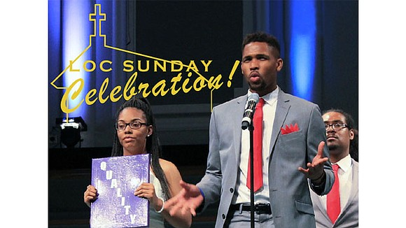 Former Hallelujah 95.7 FM radio personality Michael Adrian Davis will host this year's annual LOC Sunday Celebration on Sunday (April ...