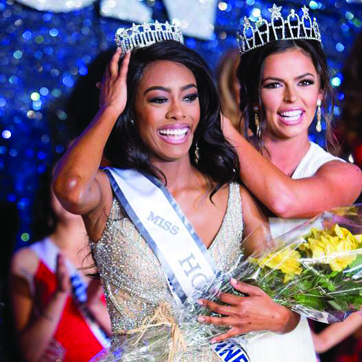 Hannah Johannes is the new Miss Houston USA. Crowned on April 15th by outgoing Miss Houston 2016 Logan Lester, Johannes ...