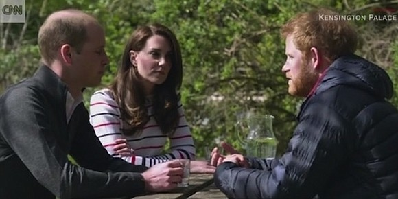 It is rare for the Duchess of Cambridge, wife of Prince William, to speak candidly on film. But in a ...