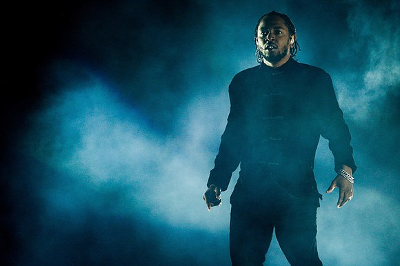 "Kendrick Lamar will bring ""DAMN."" on the road."