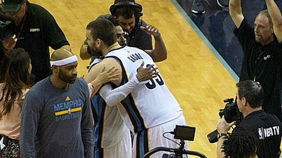 As NBA Playoffs games go, the Grizzlies-Spurs Game 4 battle on Saturday was an instant classic that had players and ...
