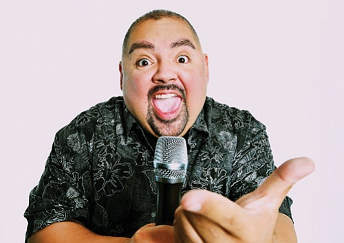 Gabriel 'I'm Not Fat, I'm Fluffy' Iglesias will perform in Portland.
