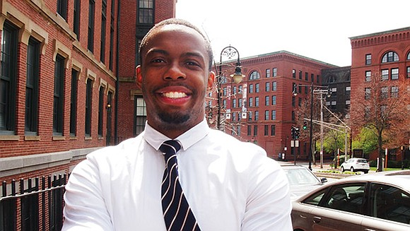 Abeeku Barrow founded Boston Cleaning Company in 2012, hiring local young adults to to clean commercial buildings.
