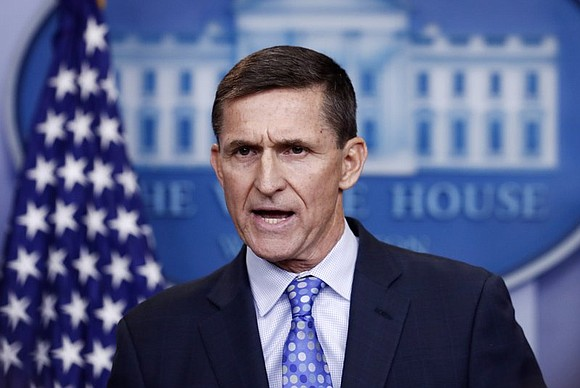 President Donald Trump's former national security adviser, Michael Flynn, appeared to break U.S. law when he failed to seek permission ...