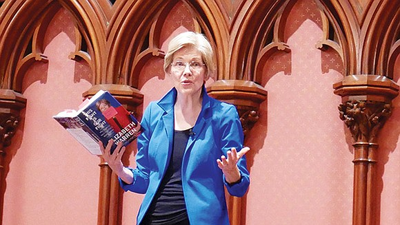 """This Fight is Our Fight"" is U.S. Sen. Elizabeth Warren's 11th book, but not her first to include ""fight"" in ..."