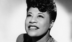 Legendary singer Ella Fitzgerald (photo via npr.org)