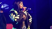 Remy Ma performs her top hits at the New Daisy Theatre Memphis.