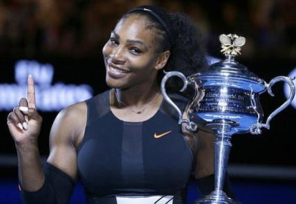 Serena Williams is briefly back at No. 1 in the WTA rankings, despite not playing a match since January - ...