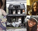 Victims of fire in Queens