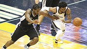 NBA fans expected Spurs forward Kawhi Leonard to perform well — he's a former NBA Finals MVP whose stellar play will earn him MVP votes this year. But what a joyful surprise Grizzlies guard Mike Conley has been, nearly matching Leonard in production and leading the Grizzlies to wins in Game 3 and Game 4.