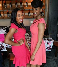 In February this year, Ashley Grimes (left), and Destiny Jones (right) founded The Millennial Entrepreneur Network, LLC. They say the organization will accelerate the advancement of female entrepreneurs by providing members with the essential tools and connections needed to succeed in the competitive business world.