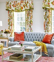 A clean living room, designed by  Madame Paulette