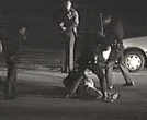 Rodney King beating in 1991