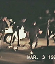 Directors of the documentary LA92, Dan Lindsay and TJ Martin gathered numerous amount of archived footage from news, radio, personal home videos and police reports. Some of the videos, they say, had never seen the light of day.