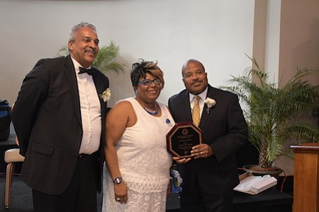 Zeta Phi Beta Sorority, Inc., Zetas and Amicae of Omicron Omicron Zeta Chapter presented their scholarship awards brunch on Saturday, ...
