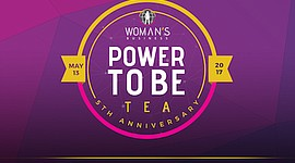 A Woman's Business will host the 5th anniversary of the Power To Be Tea for the power to be courageous, controversial, disruptive, risk-takers who restore the purpose, power and position of women around the world on May 13.