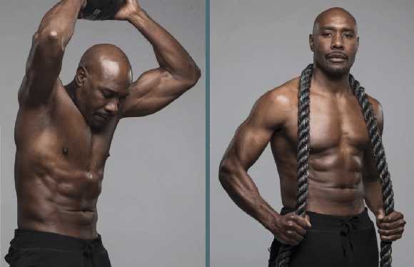 Handsome Hollywood star and sex symbol, Morris Chestnut, has been making ladies swoon since his appearance in Boyz N The ...