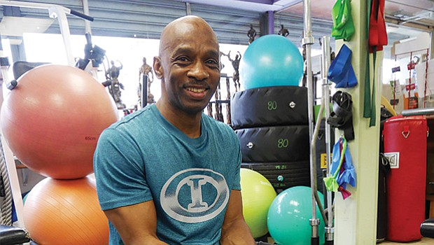 Joe Sumrell of Inside Out Fitness Concepts