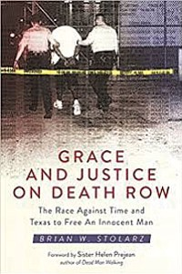 "In his book, ""Grace And Justice On Death Row,"" Brian W. Stolarz recalls his experiences helping a young Black man ..."