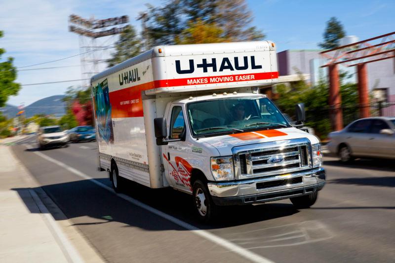 Market Street Storage Now Offers U Haul Truck Sharing