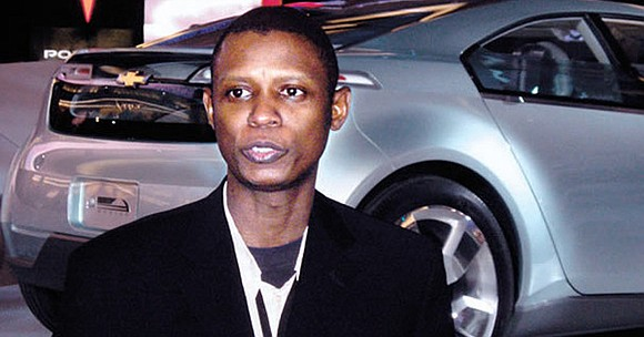 As a child, Jelani Aliyu always loved cars and it was his dream to design cars when he grew up. ...