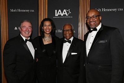 On April 27, 2017, the International Athletic Association (IAA) and Moët Hennessy hosted the annual Jesse Owens International Athlete Trophy ...