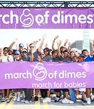 The Keppel family will join thousands of families and local business leaders on Sunday, May 7, 2017 at the Canton Crossing Waterfront parking lot for the 2017 March for Babies. On-site registration begins at 8 a.m., and the 4.5-mile walk kicking off at 9 a.m.