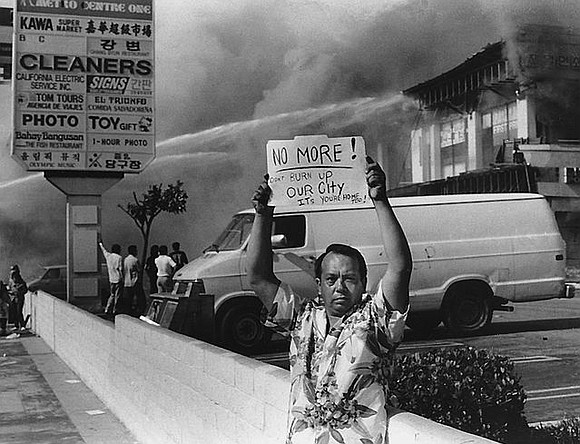 I have read several thought pieces reflecting on the 25 years after the Los Angeles uprisings, after the acquittal of ...