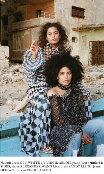 Ibeyi are the third of four cover stars to be featured on The FADER's first-ever Diaspora Issue. The print issue ...