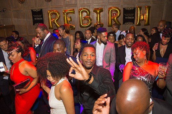 The New York Urban League Young Professionals recently hosted their annual REBIRTH! Event