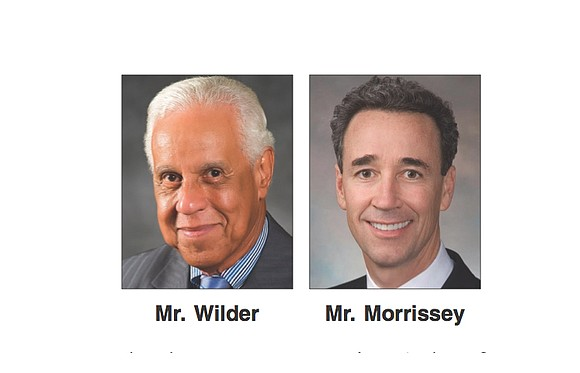 "The legal fight between former Gov. L. Douglas Wilder and former Delegate Joseph D. ""Joe"" Morrissey could come to a ..."