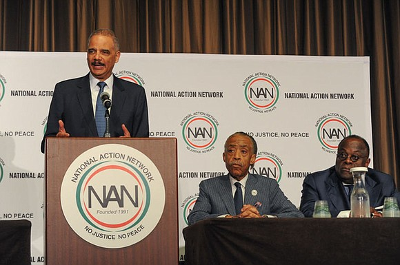 The Rev. Al Sharpton's annual power play, the National Action Network Convention in New York City, is back, and, as ...