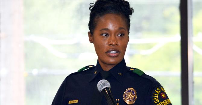 Forum addresses Black women, police brutality | The Dallas ...