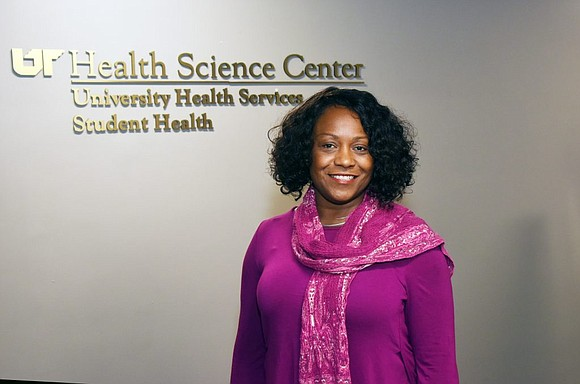 UTHSC taps Williams Collins for psychology post.