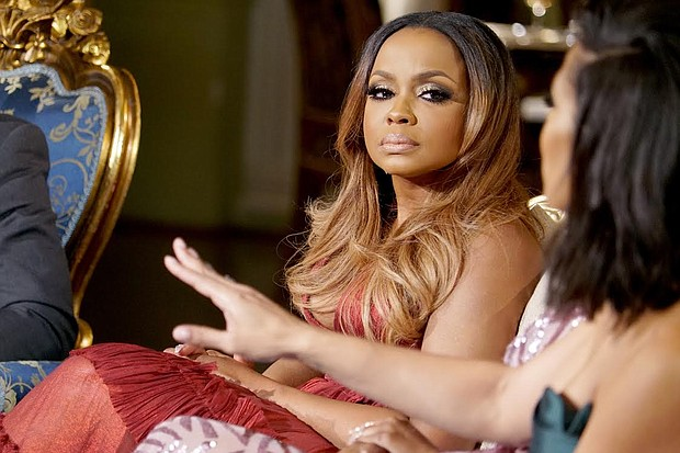 "Phaedra Parks was fired from ""The Real Housewives of Atlanta."" - Photo/Bravo"