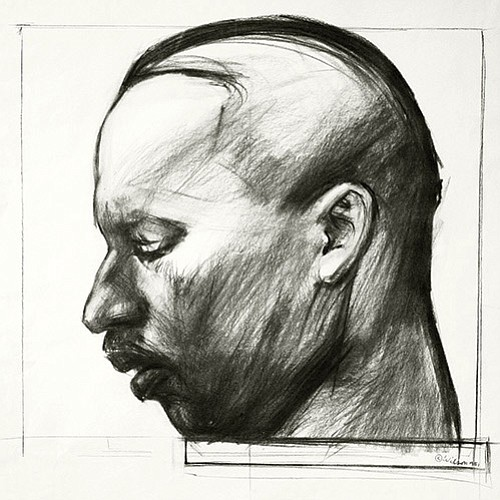 Preliminary study of MLK maquette