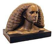 Gabrielle in bronze