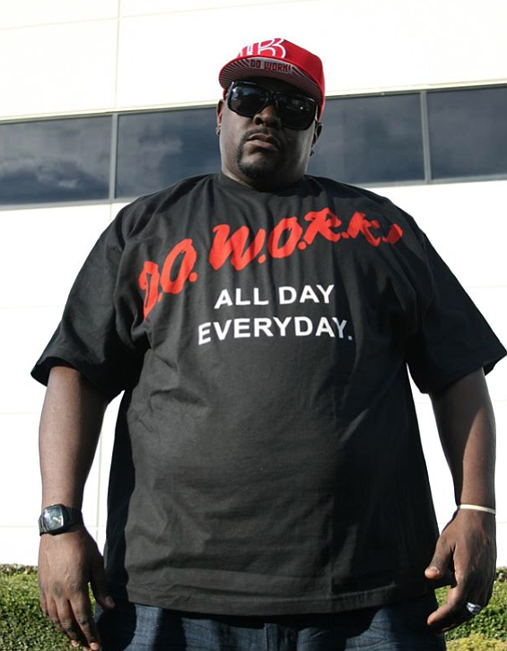 Reports indicate that entertainer and musician Christopher 'Big Black' Boykin has died at age 45