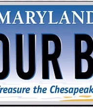 "Auto dealers from Baltimore and around Maryland have entered a friendly competition to see who will send the most customers away from their lots between April and June 2017 with ""Treasure the Chesapeake Bay"" license plates. Funds generated from the sale of the Bay Plates are distributed by the Chesapeake Bay Trust through grants that pay for natural resource, K-12 education, conversation and restoration programs."